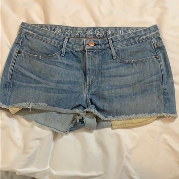 COPY - Earnest Sewn booty shorts